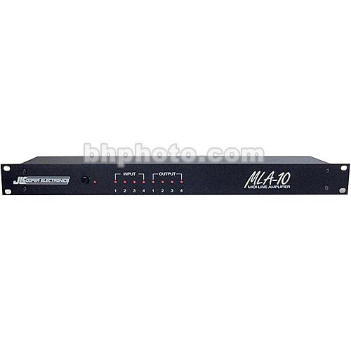 JLCooper MLA-10 MIDI Line Amplifier