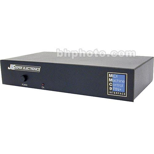 JLCooper MMC/9PIN+ MIDI Machine Control to 9-Pin Converter