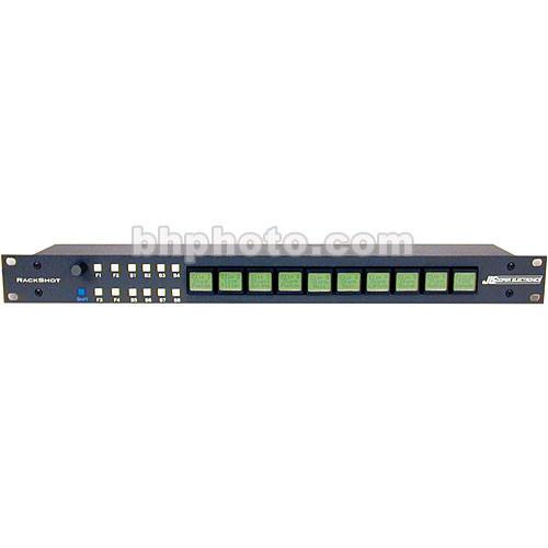 JLCooper Rackshot Rack Mount Control Palette