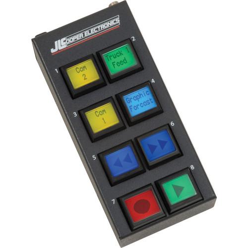 JLCooper SharpShot - Ultra-compact Command Palette