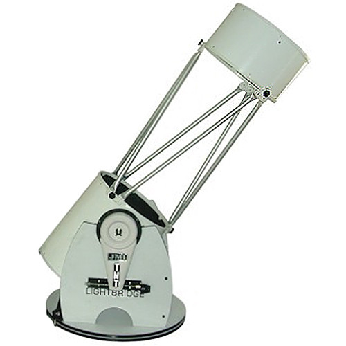 JMI Telescopes Train-n-Track Motor Drive with Pre-Drilled Meade LightBridge Telescope