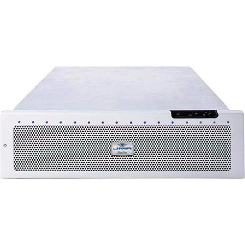 JMR Electronics 32TB 16 Bay PCIe x8 Extender Split BP Storage System/ RAID/ Drives/ Cables