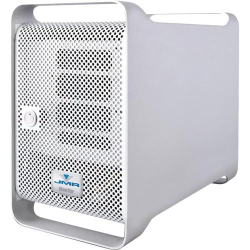 JMR Electronics 8-Bay Desktop SAS/SATA Dual-Channel JBOD/RAID Hard Drive Array (16 TB)