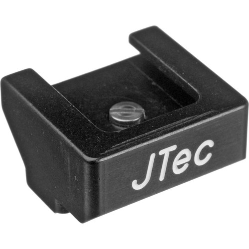 JTec NEX-5 Cold Shoe Viewfinder Mount (Black)