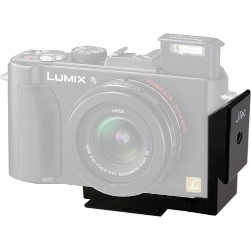 JTec L-Bracket Tripod Mount for Leica D-LUX 5