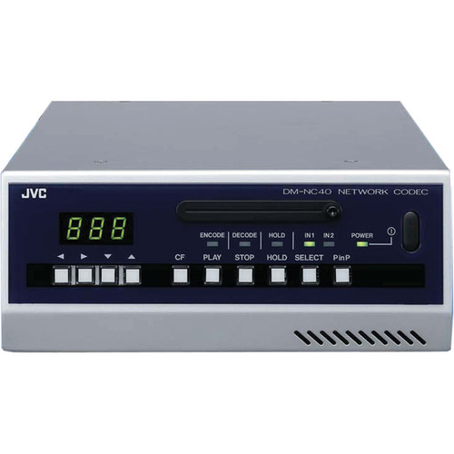 JVC DMNC40U MPEG-4 Network Encoder/Decoder
