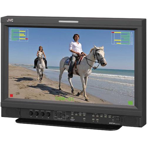 """JVC DT-E21L4U 21.5"""" Multi-Format HD LCD Monitor"""