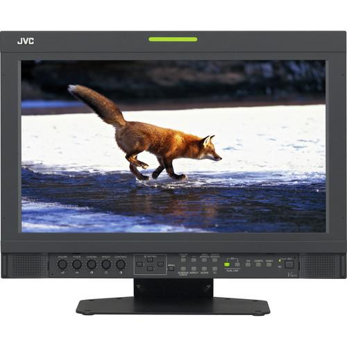 """JVC DT-V17G1Z Verite 17"""" 3G HD-SDI/SDI Studio Monitor"""
