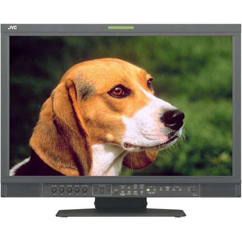 """JVC DT-V24G1Z Verite 24"""" 3G HD-SDI/SDI Studio Monitor"""