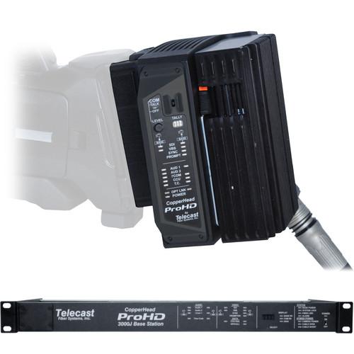 JVC FS-790PNACG Hybrid Fiber Systems with Neutrik OpticalCON Connectors