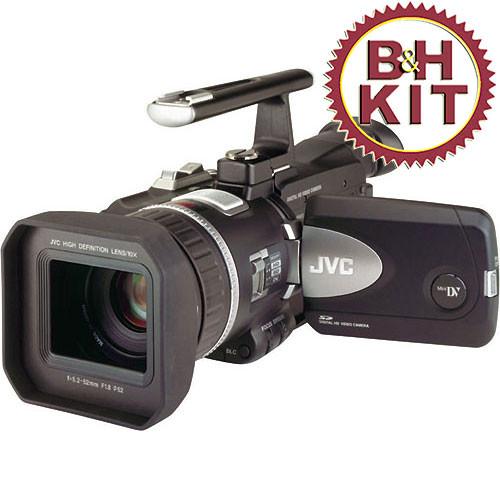 JVC GR-HD1 High Definition Digital Video Camcorder