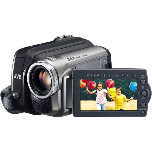 JVC GR-D850 MiniDV 'PAL' Camcorder