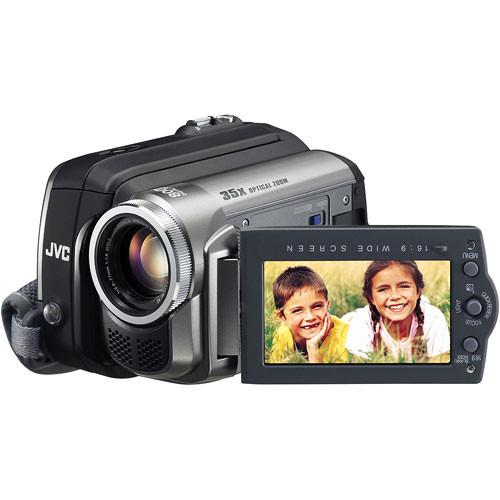 JVC GR-D870 MiniDV Camcorder