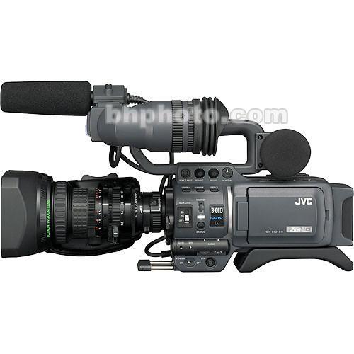 JVC GYHD110U Professional HDV Camcorder
