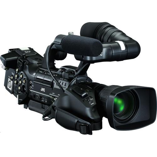 JVC GY-HM790U ProHD ENG / Studio Camera w/Fujinon 17x Lens