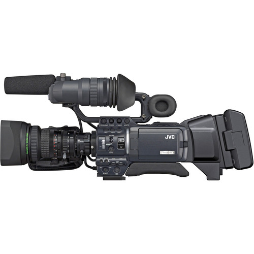 JVC GY-HD250 Professional HDV Camcorder (Body Only)
