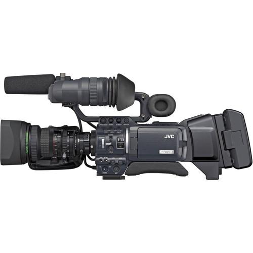 JVC GY-HD250U Professional HDV Camcorder