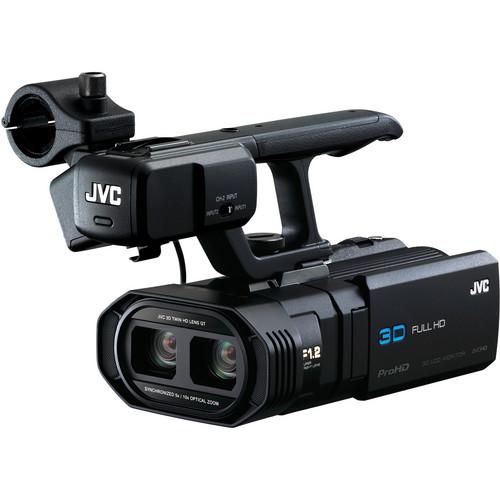 JVC GY-HMZ1U ProHD 3D Camcorder