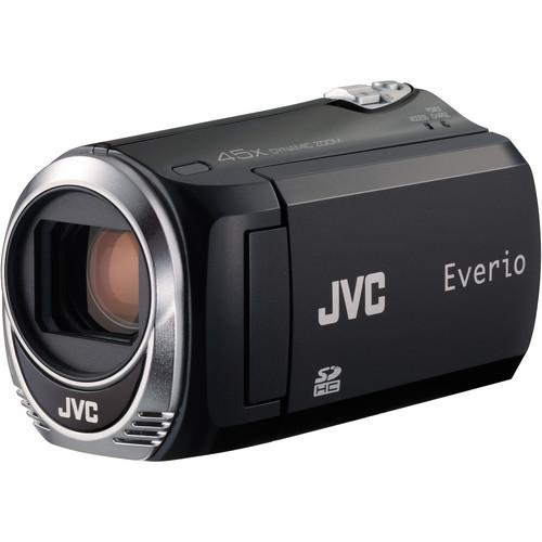 JVC GZ-MS110 Everio S Flash Memory Camera