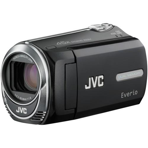 JVC GZ-MS230 Everio S Flash Memory Camera (Black)