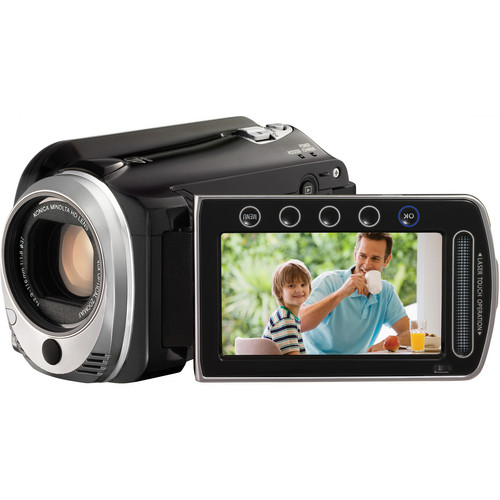 JVC GZ-HD520 HD Hard Disk PAL Camcorder