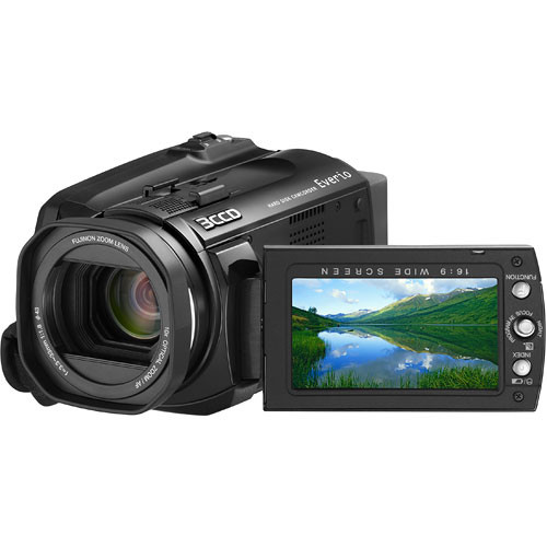 JVC GZ-HD6 120GB Everio High Definition Camcorder