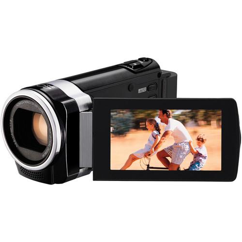 JVC GZ-HM450 HD Everio Camcorder (Black)