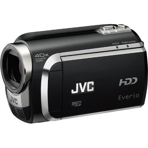 JVC Everio G GZ-MG680 Hard Disk Camera (Onyx Black)