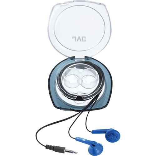 JVC HA-F10C Stereo Earbuds (Blue)