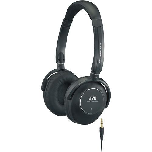 JVC HA-NC250 Stereo Noise-Cancelling Headphones