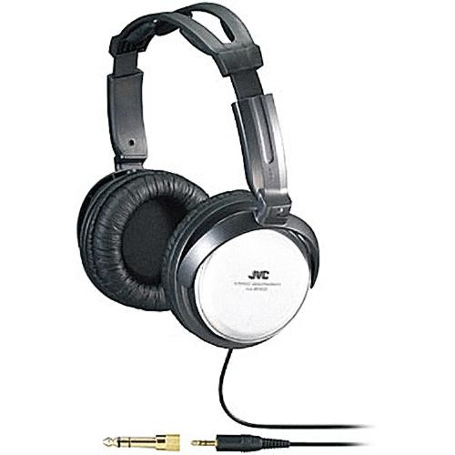 JVC HA-RX500 Around-Ear Stereo Headphones