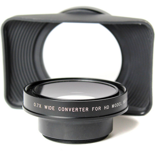 JVC 16x9 Inc. Wide Conversion Lens Package