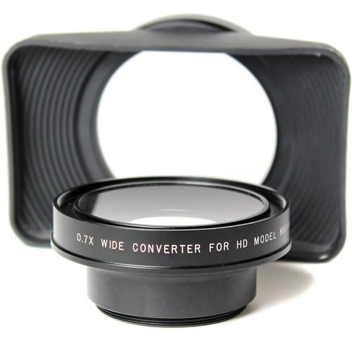 JVC 16x9 Inc. Wide Conversion Lens Package
