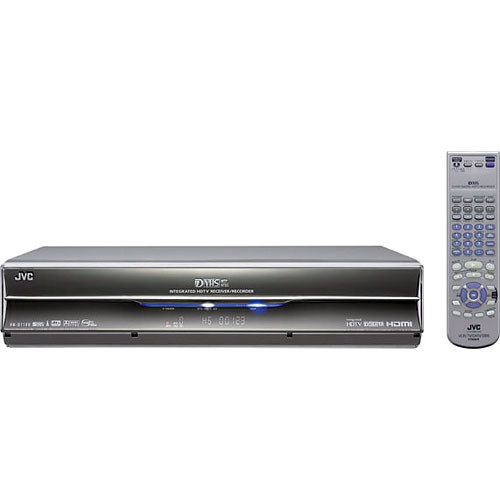 JVC HM-DT100U D-VHS VCR with Built-in ATSC Tuner
