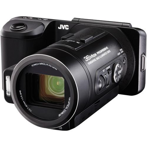 JVC GC-PX10EU HD Memory PAL Camera