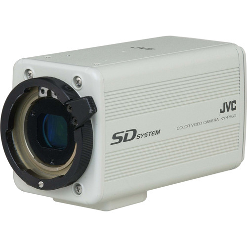 JVC KY-F560U 1/2-Inch 3 CCD High-Resolution Industrial Camera