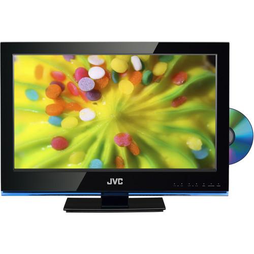 "JVC LT-19D610 19"" LED 720p LCD/DVD Player Combo"