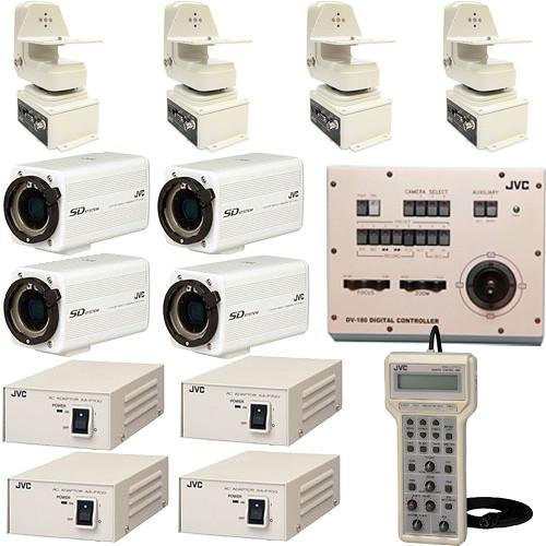 JVC PT560-4 Camera Pan/Tilt Package
