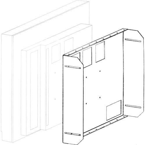 JVC RAK2024LCD Rack Mount Kit for DT-V20L1/24L1 Series Monitors