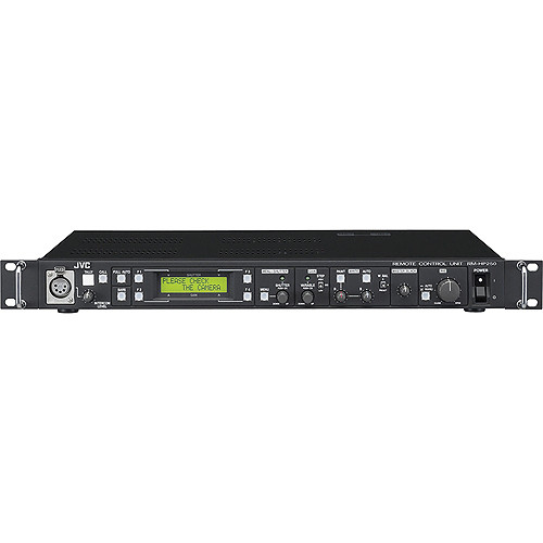 JVC RM-HP790DU HD/SD Camera Control Unit