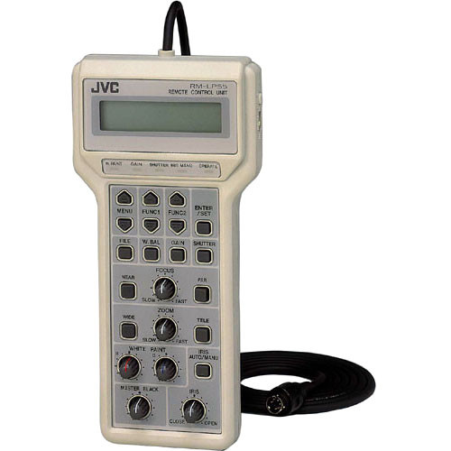 JVC RM-LP55U Full Function Hand Held Remote