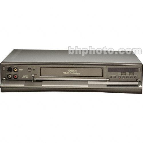 JVC SR-VD400US Pro-HD D-VHS Recorder/Player