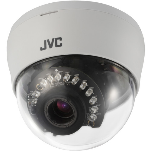 JVC TK-T2101RU Day/Night Indoor IR Surveillance Camera