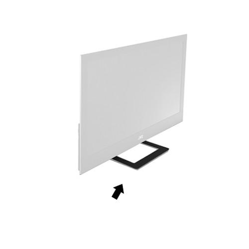 JVC TS-C326TS1 Swivel Monitor Stand