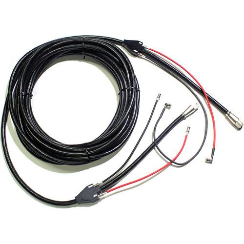 JVC VC-DHP110U Multi-Core Camera Cable w/ Integrated Dual HD-SDI - 16.4' (5 m)