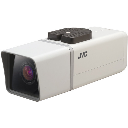 JVC Super Lolux Full HD Network Security Camera w/ Integrated Lens (1080p)