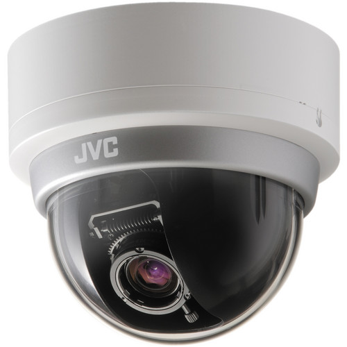 JVC Super Lolux Full HD Network Indoor Dome Camera (1080p)