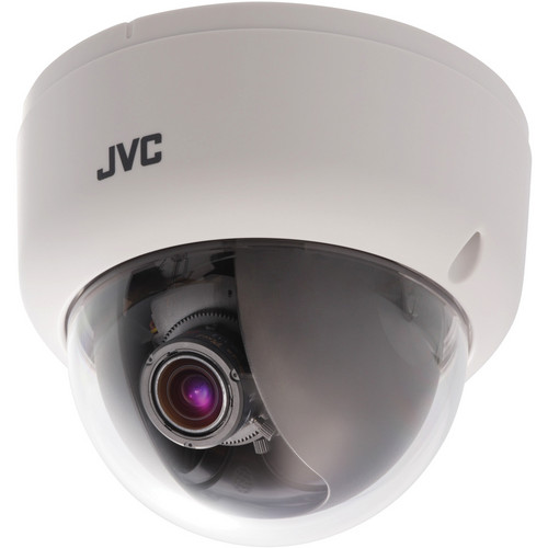 JVC VN-T216U Day/Night Indoor HD Mini Dome IP Camera