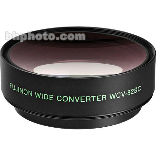 JVC 0.82x Zoom Through Wide Angle Converter Lens  (WCV82SC)