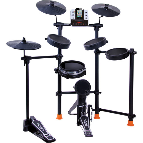 Jammin iRocker Electronic Drum Set